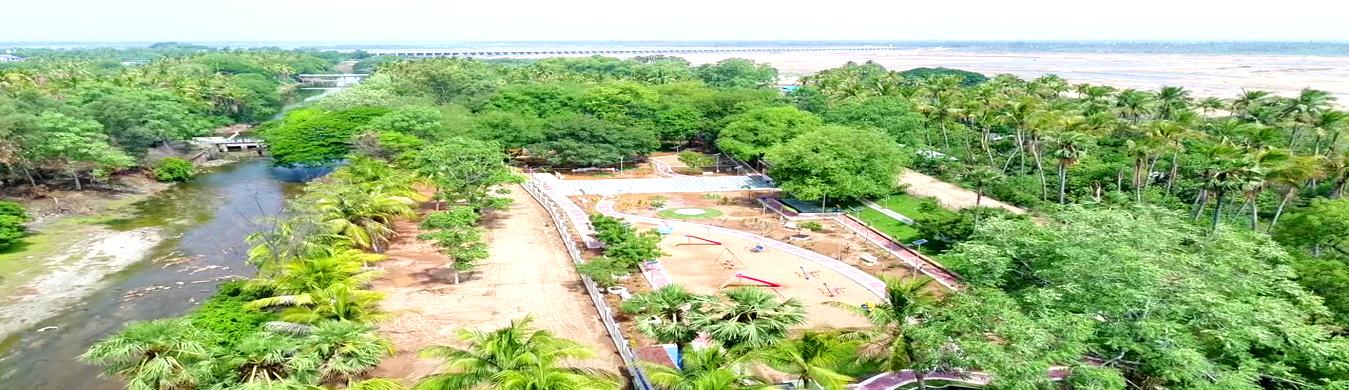 அம்மா பூங்கா-மாயனூர்