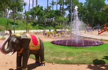 Amma Park-Artificial Fountain