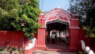 Arulmigu Sadasiva Brahmendral Adhistanam - Entrance.