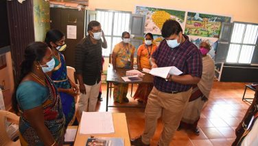 Special Vaccination Camp.
