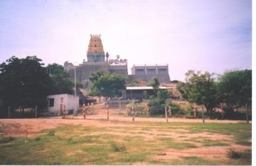 Murugan Temple Thindal Erode