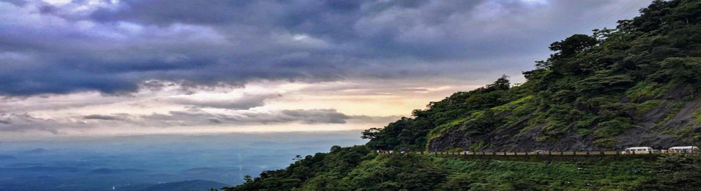 Thamarassery Churam top view