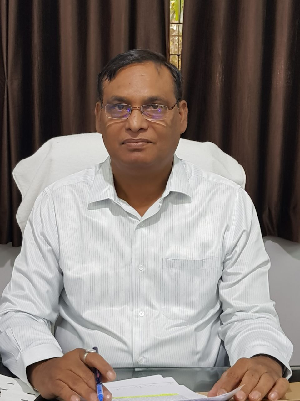 District Magistrate Hathras