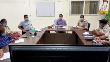 COLLECTOR MEETING ON PREPARATIONS