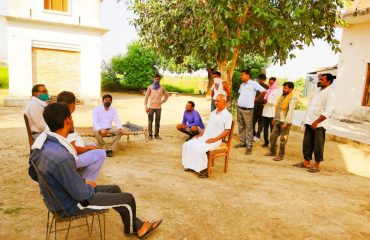 MEETING WITH CITIZENS
