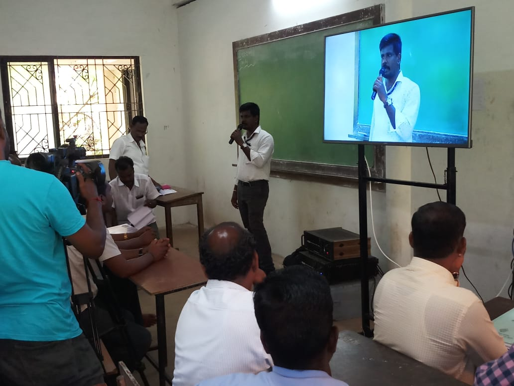 Election Training for Polling Officers