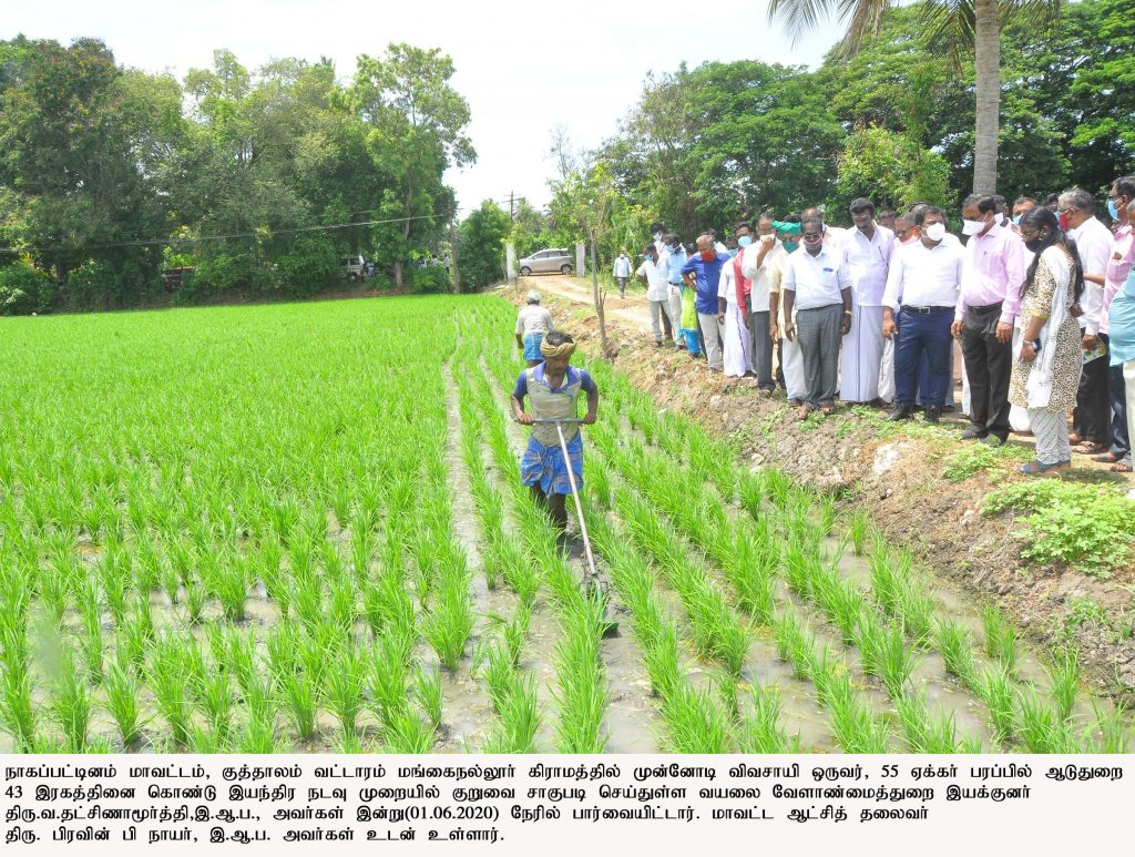 AGRI DIRECTOR INSPECTION 2