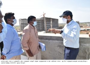 MEDICAL COLLEGE COLLECTOR INSPECTION NEWS AND PHOTOS-26-06-2021