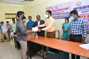 GOVERMENT COLLEGE ADMISSION 2021-2022 NEWS & PHOTOS-13-09-2021