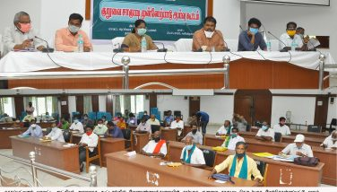 Agri Meeting kuruvai sagupadi Related-23-05-20