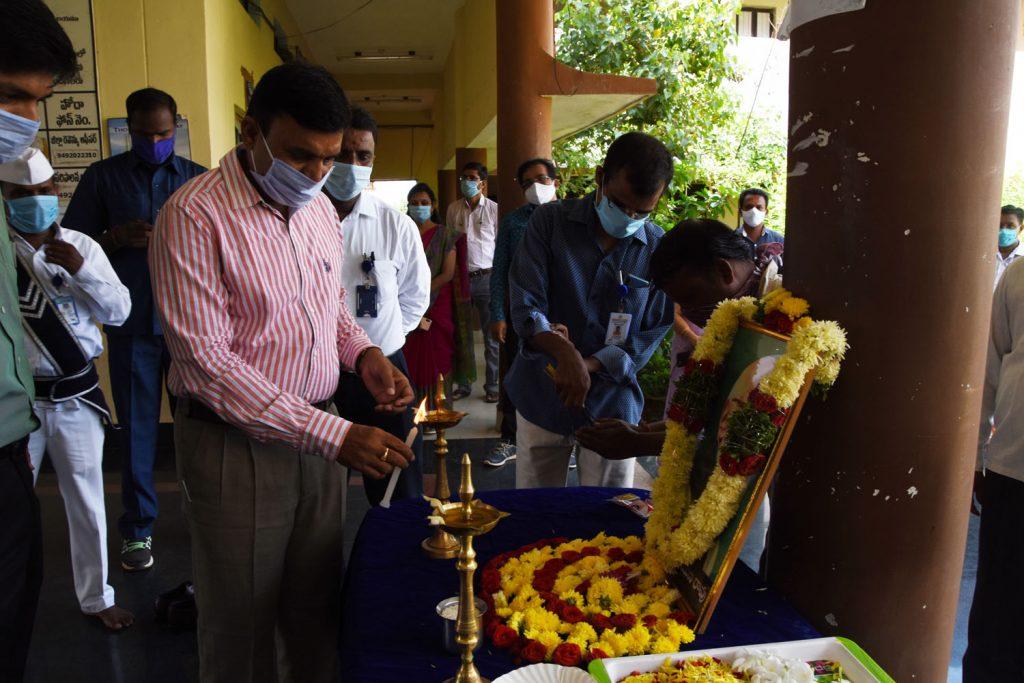 Kaloji NarayanaRao Jayanthi