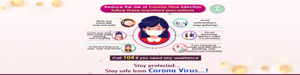 The Helpline Number for corona-virus : +91-11-23978046 or 1075