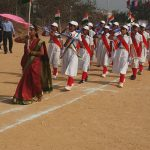 Parade by BC Welfare Students