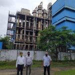 District Officers Vistit to Sugar Factory, Kamareddy
