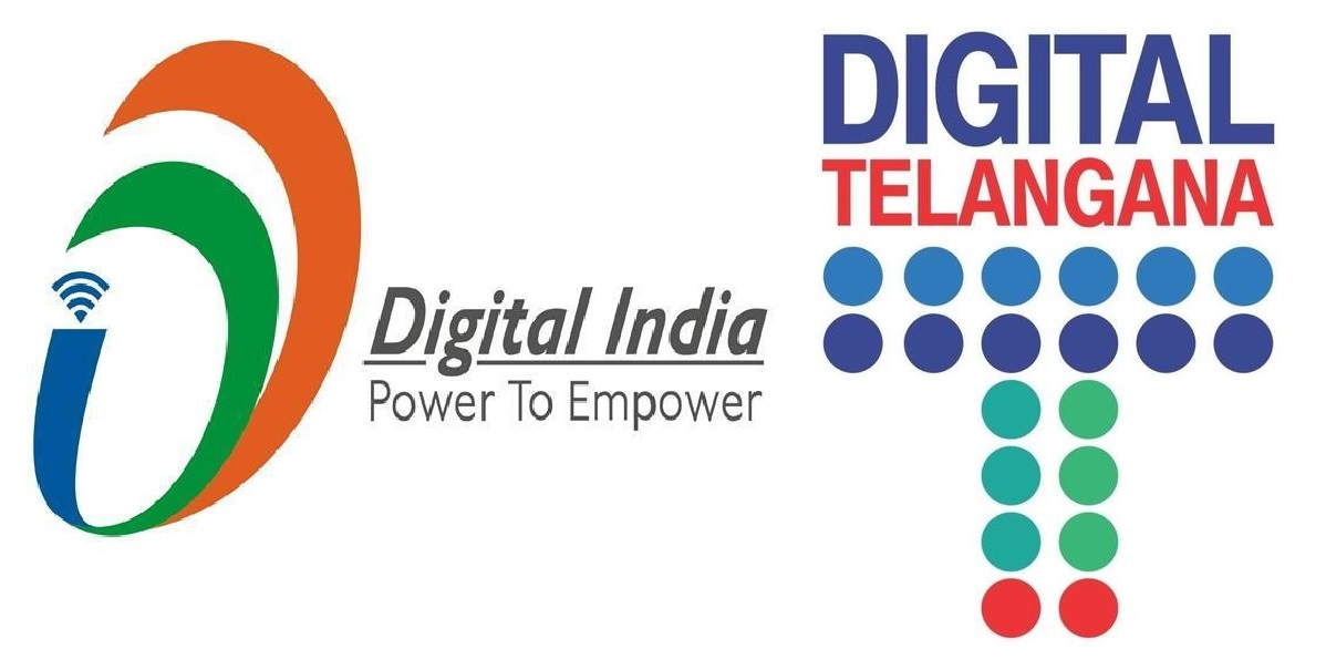 Digital India and Digital Telangana
