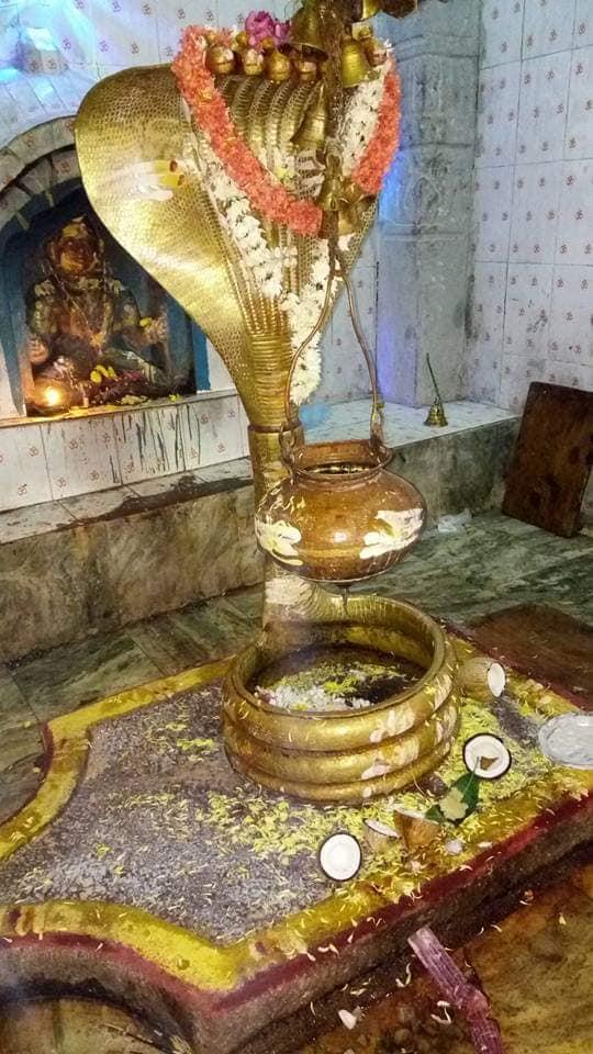 Sri Somalingeswara Swamy Temple Entrance