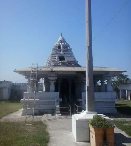 Sri Raja Rajeshwara Swamy Temple, Banda Rameshwarpalle (V), Kamareddy (M)