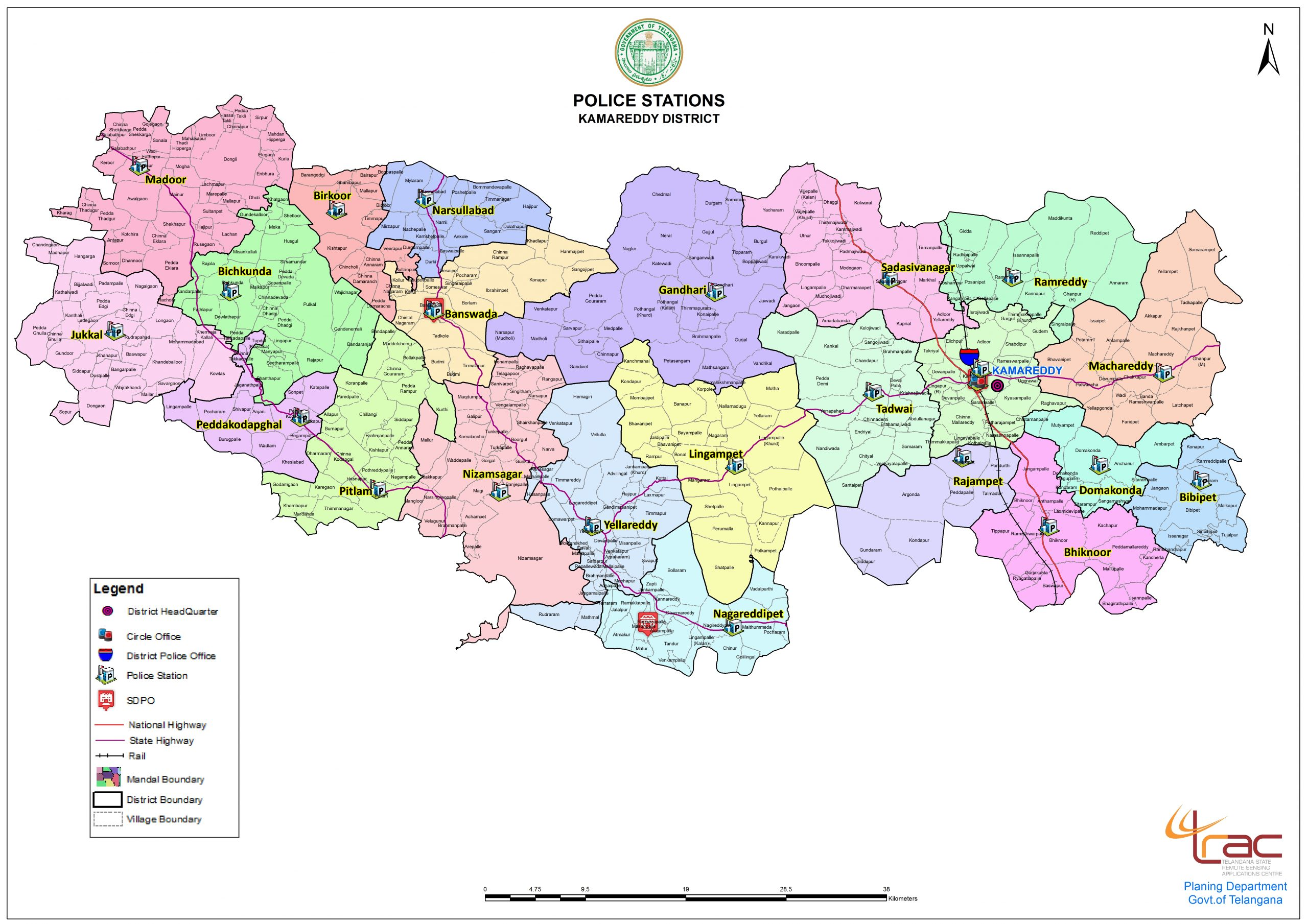 Police_Stations Map