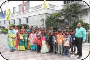 Visiting of Science Exhibitions 2.