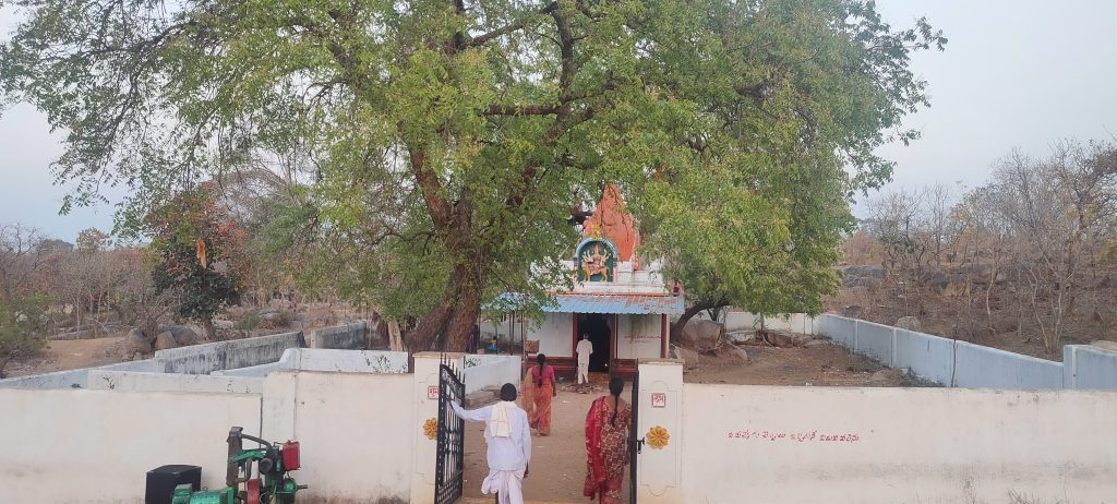 Koulas Yellamma Temple