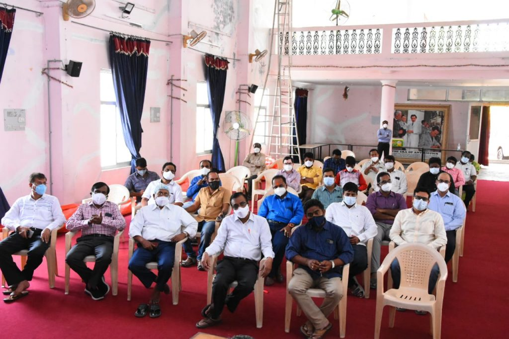 Orientation Training Program for Doctors to Provide Covid Treatment in Private Hospitals.