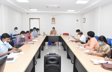 Convergency Meeting in Collector Camp Office