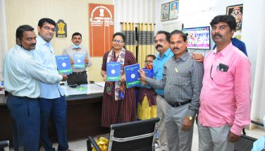 Agriculture Department Calender and Diary Inauguration