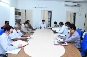 Sand Level Committee Meeting