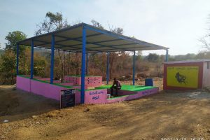 Thippapur Compost Shed