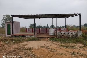 Kannapoor Thanda Compost Shed.