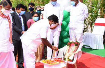 Telangana State Formation Day Celebrations at District Collectorate Kamareddy