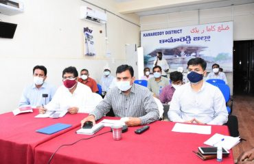 District Collector Reviewed Covid control measures