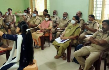 iRAD Training Session For Transport Department of Kamareddy District
