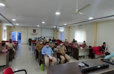 iRAD Training Session For Police Department of Yellareddy Division
