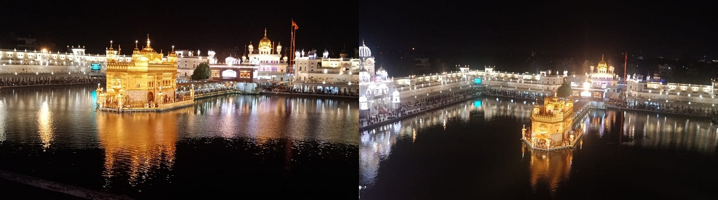 SRI HARMANDIR SAHIB (GOLDEN TEMPLE)