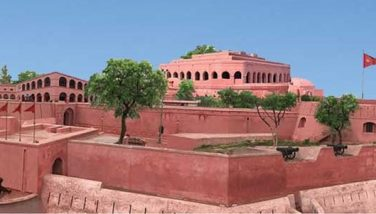 Pic of Gobindgarh Fort