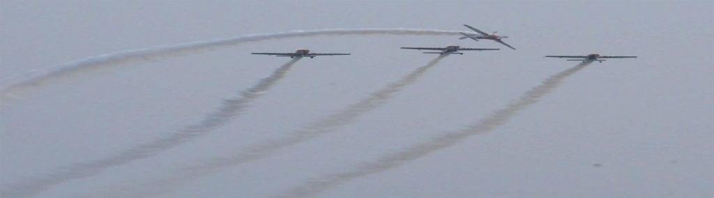 AIR SHOW AT VIJAYAWADA