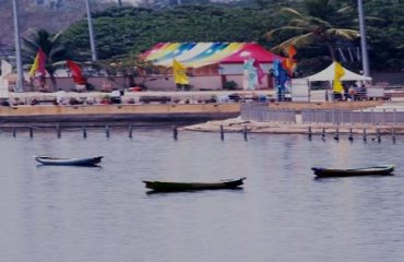 BOATING AT VIJAYAWADA