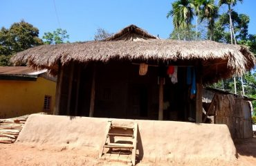 Village Hut at kotha