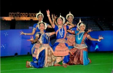 Odishi Dance Performance