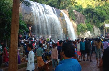 Gandahati Waterfall