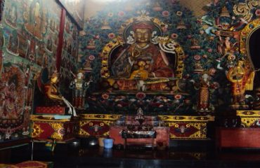 Buddhist Statue in Hall No. 2