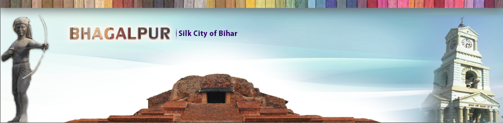 Bhagalpur | Bhagalpur District Silk City of Bihar | India