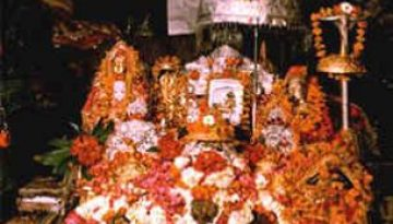 Shri Mata Vaishno Devi Shrine.