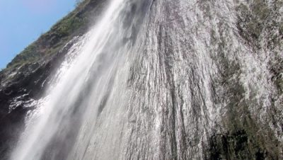 siyad baba water fall.