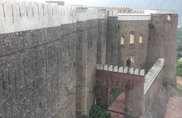 Bhim Garh Fort Reasi Side.