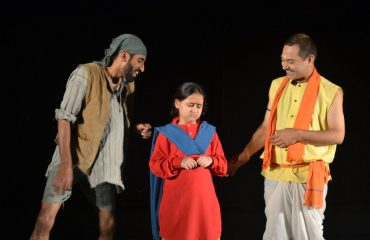 Life of Baba Jitto through a play