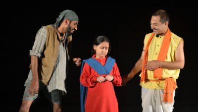 Life of Baba Jitto through a play