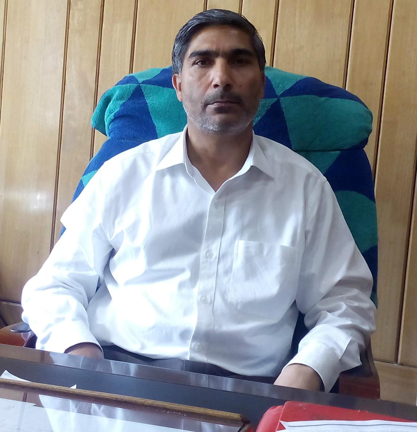 Deputy Commissioner Pulwama