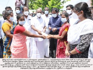 Honorable Ministers Inspection4